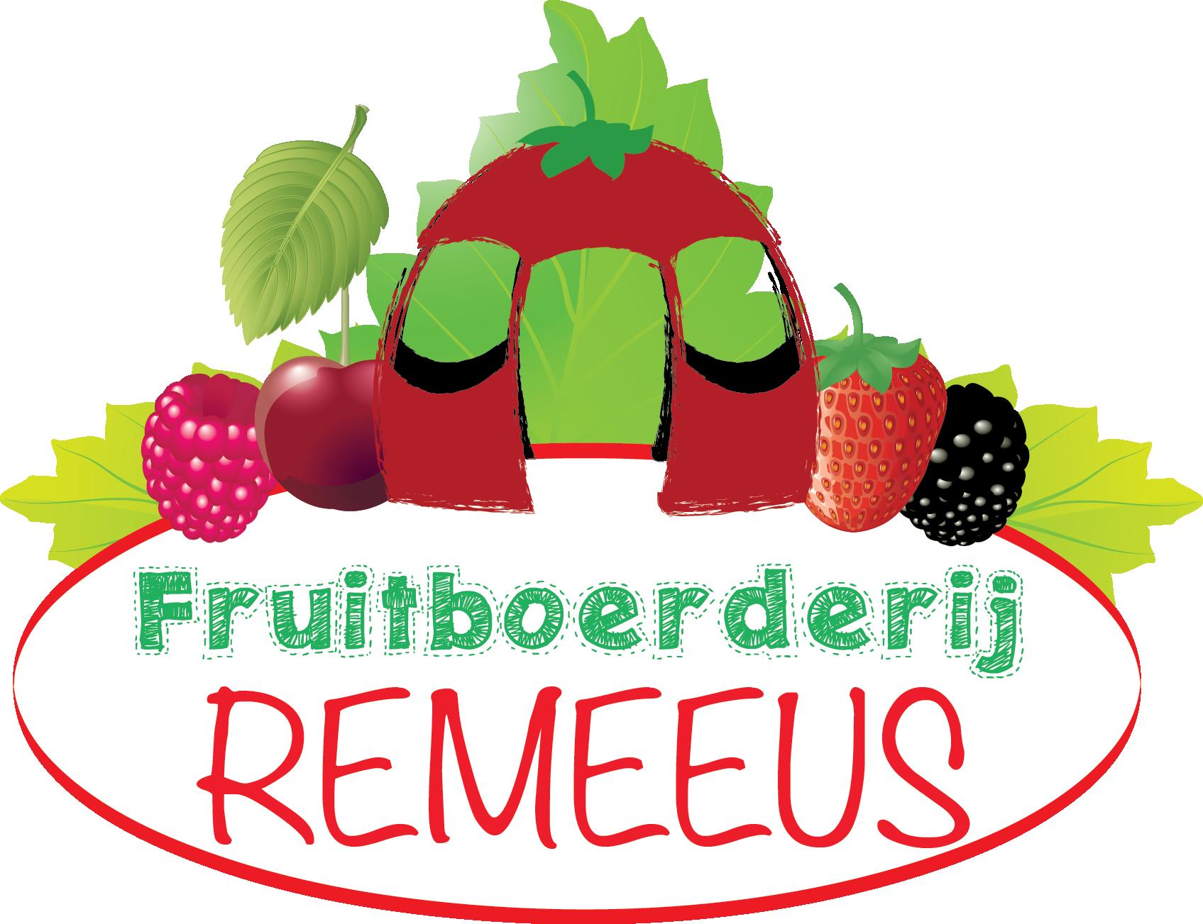 Logo Fruitboerderij Remeeus